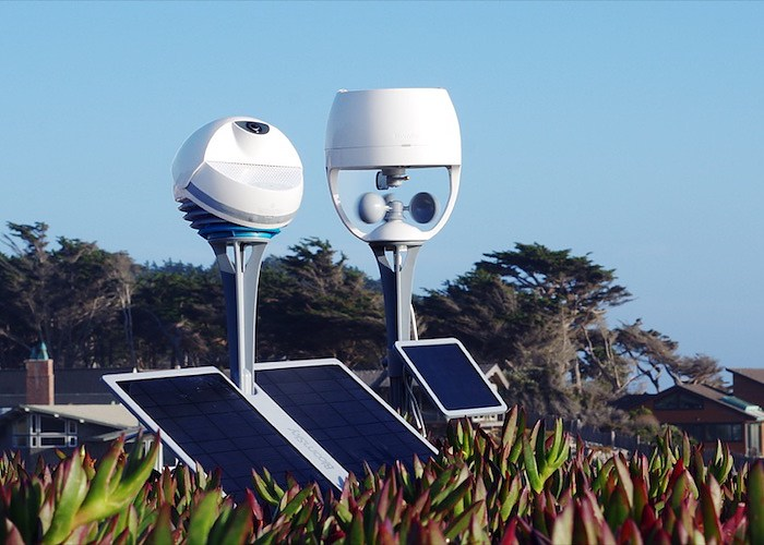 Complete Weather Camera System by BloomSky