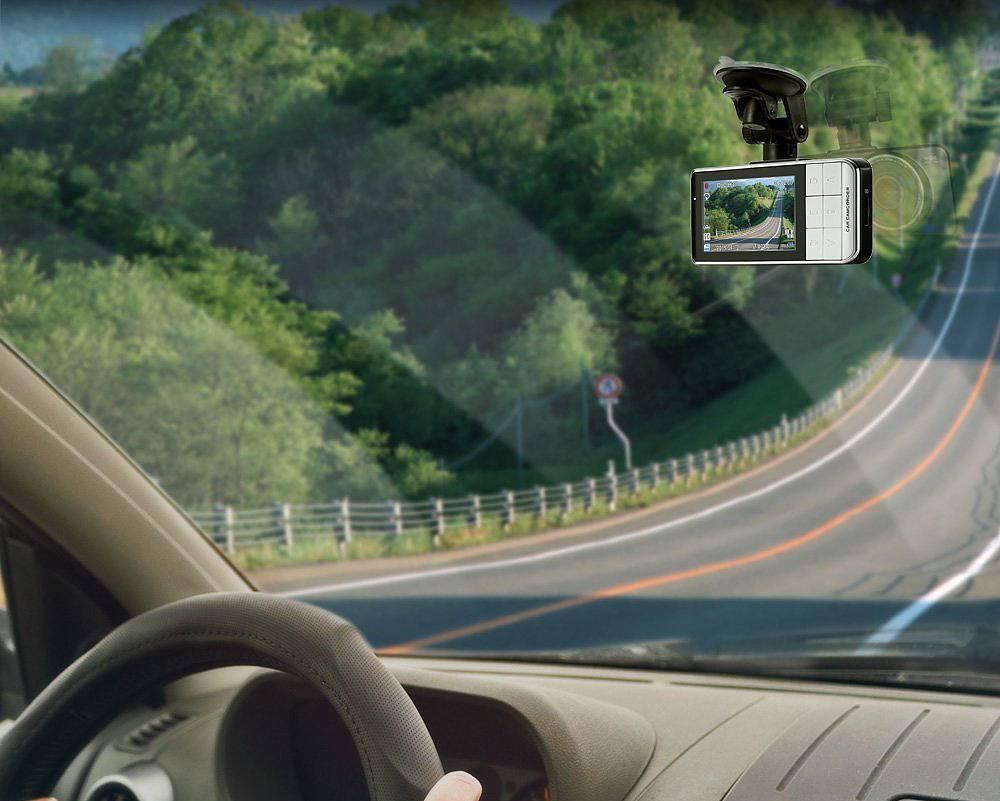 Wide Angle HD Car Dash Cam by TaoTronics