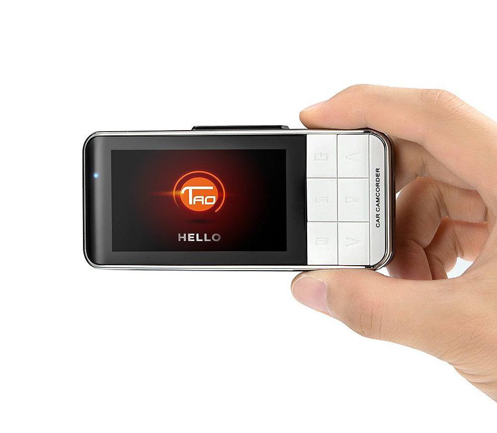 Wide Angle HD Car Dash Cam by TaoTronics