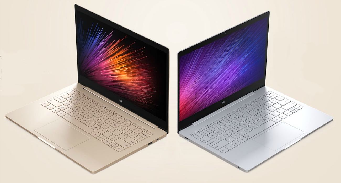 Xiaomi MiBook Air Notebook Collection