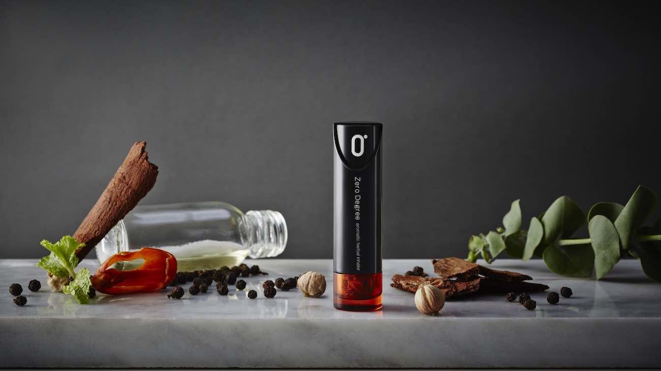 Zero Degree – Aromatic Herbal Inhaler