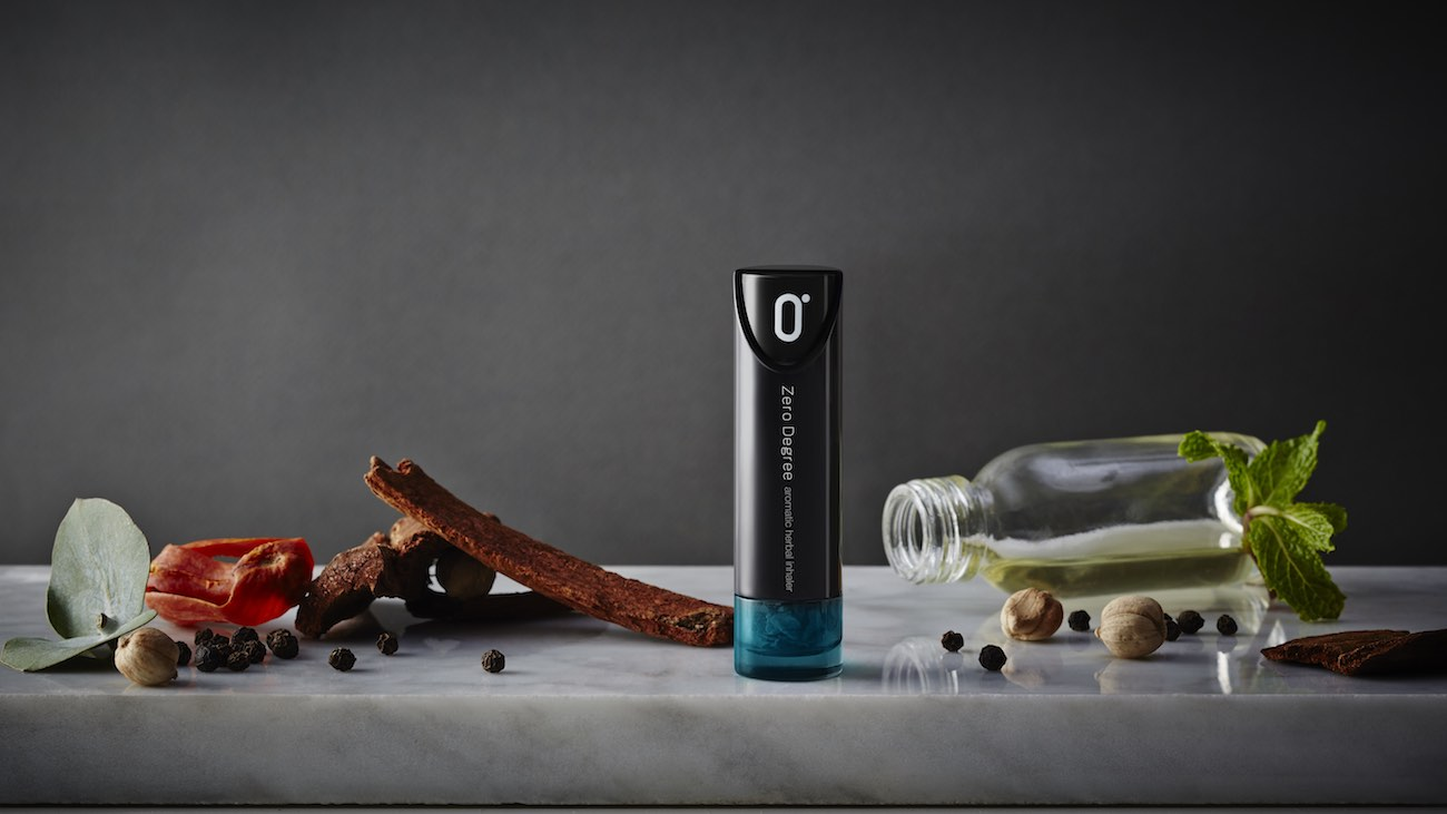 Zero Degree – Aromatic Herbal Inhaler