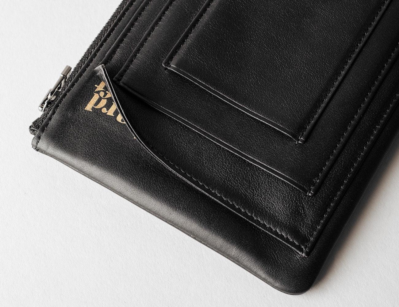 Zip Passport Wallet by Hard Graft