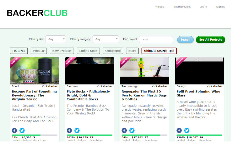 Interview With BackerClub - The Premier Club For Crowdfunding Backers