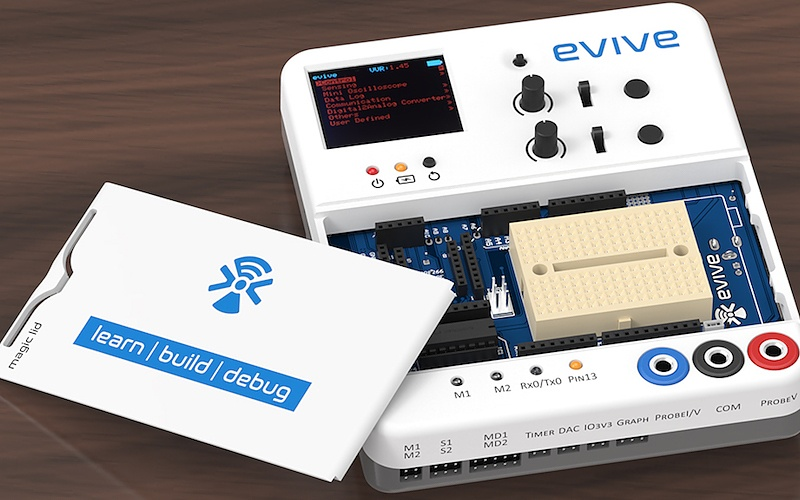 evive – The Best Electronic Prototyping Platform