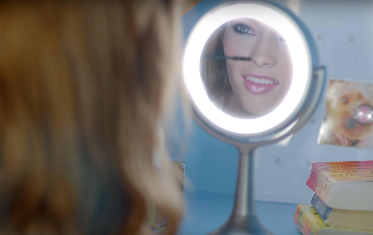 iHome Vanity Speaker Mirror