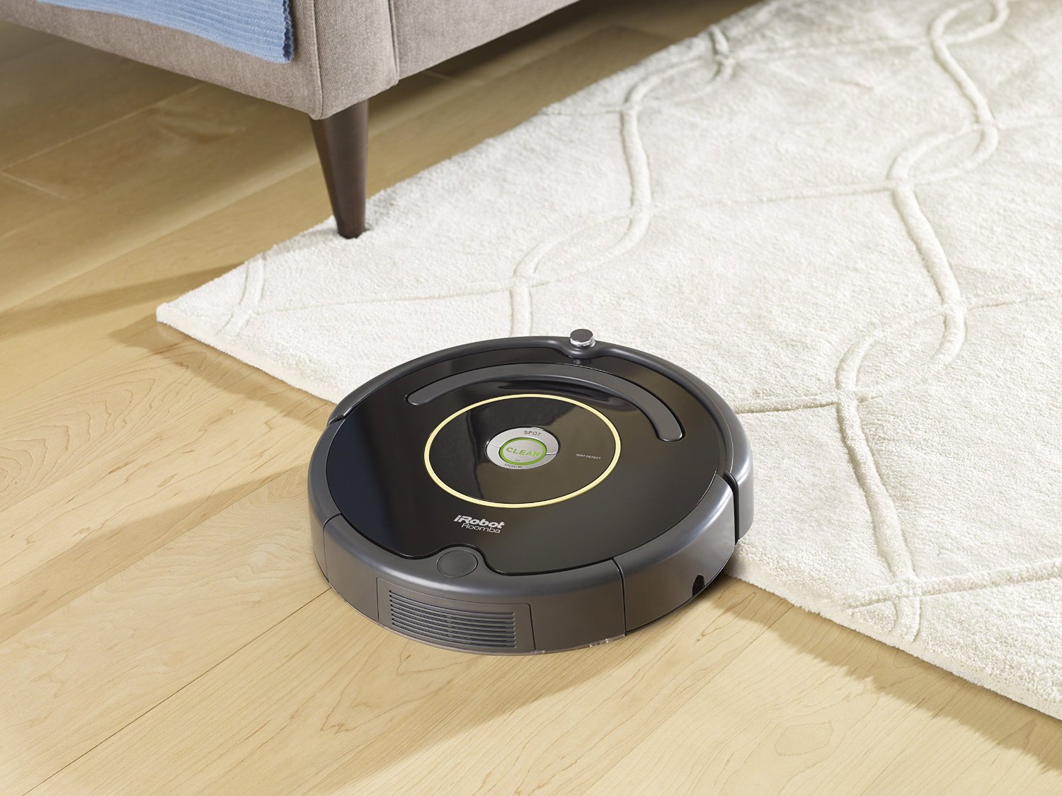 irobot roomba 614 vacuum cleaning robot 187 gadget flow