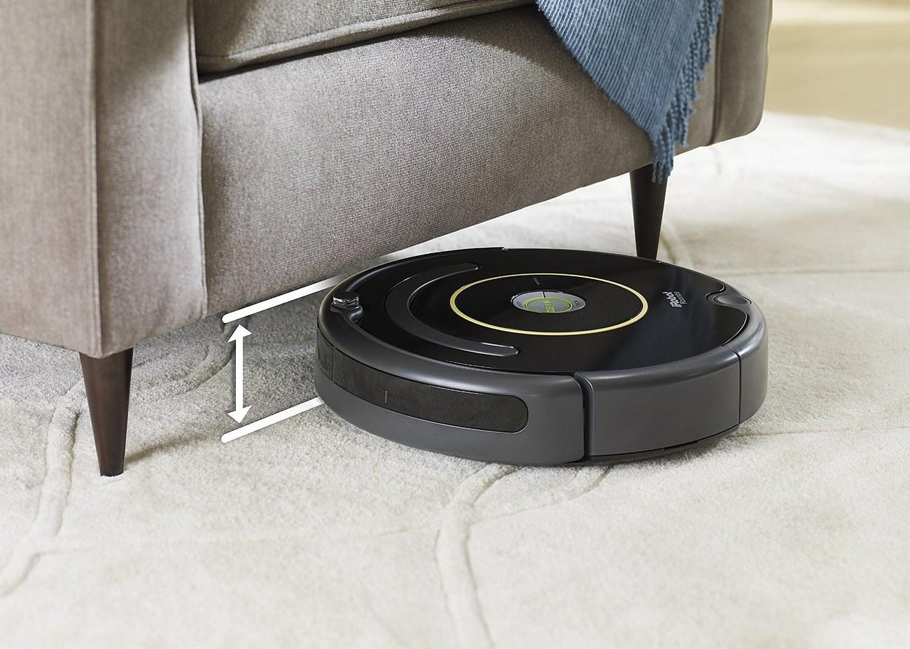 Irobot Roomba 614 Vacuum Cleaning Robot 187 Gadget Flow