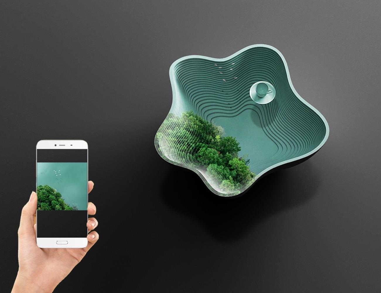 """A """"Little Star""""- The World's First Digital Art Furniture"""