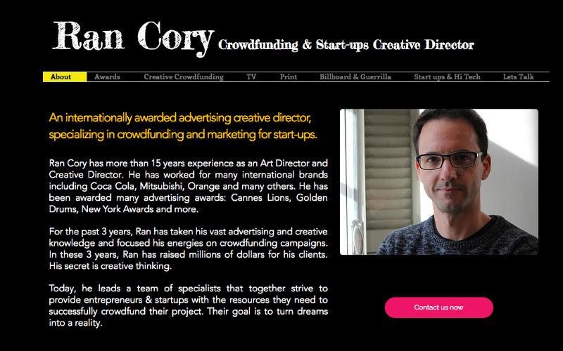 Ran Cory Interview