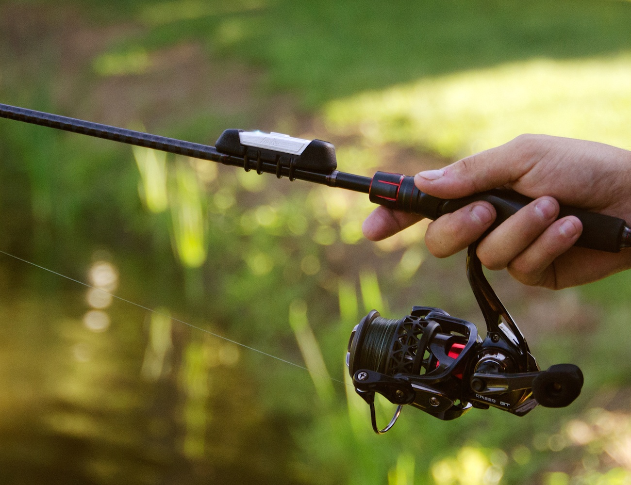 ANGLR Tracker Rod-Mounted Fishing Tracker