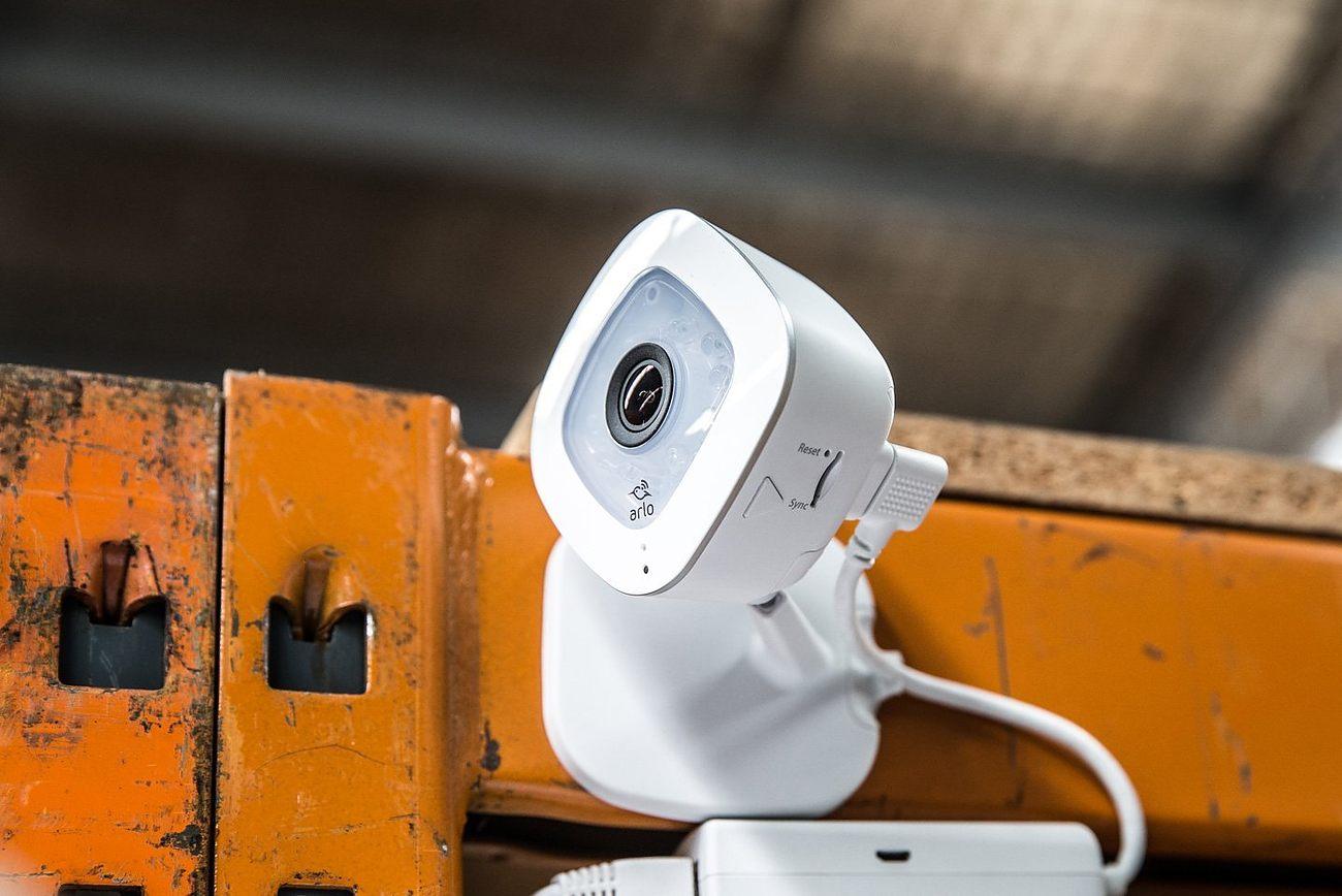 Arlo Q Plus HD Security Camera