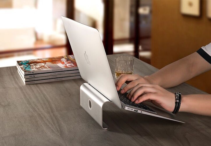 Aluminum+Stand+For+Macbook