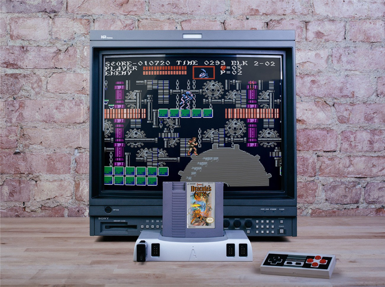 Analogue Nt Mini Gaming Console