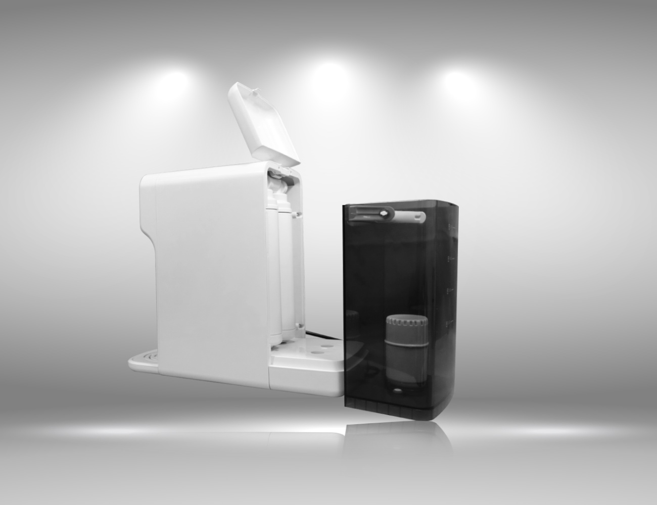 Aquaautomat 4- Stage Water Purifier With ZEROcube Technology
