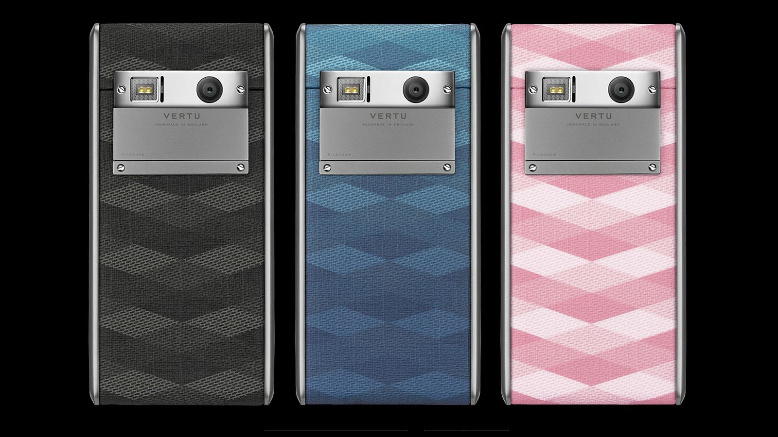 Aster Chevron Smartphone Collection by Vertu