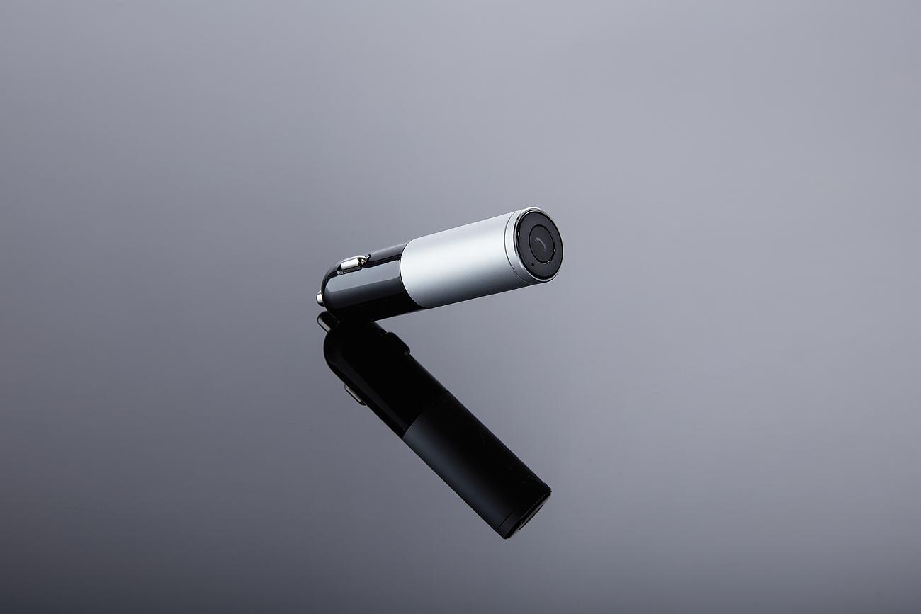 BULLETDrive – Bluetooth 4.1 Headset + Car Charging Capsule