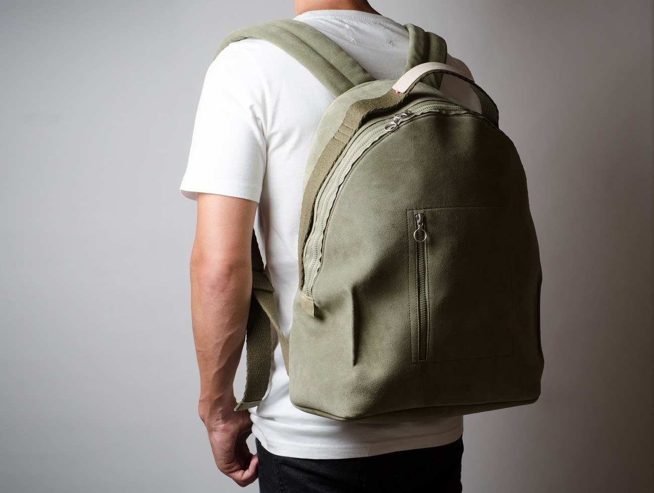 Backpack+L.+Volume+One+By+Hard+Graft