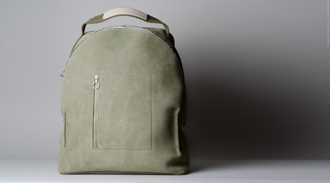 Backpack L. Volume One by Hard Graft