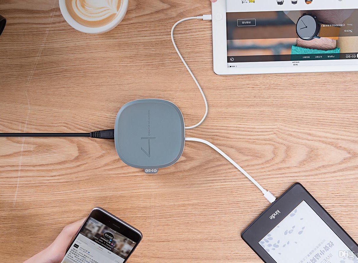 Bento 4-Port USB Charger by emie