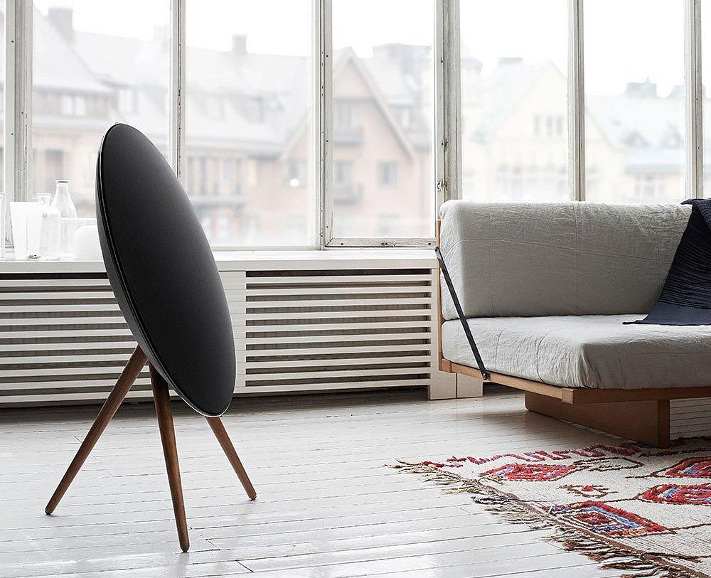 beoplay a9 wireless speaker gadget flow. Black Bedroom Furniture Sets. Home Design Ideas