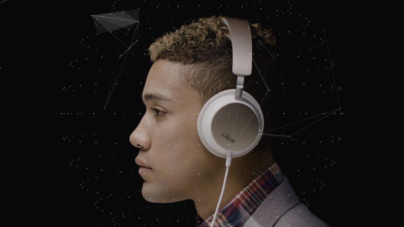 CAPE Headphones – Indulge Yourself In Virtual Sound