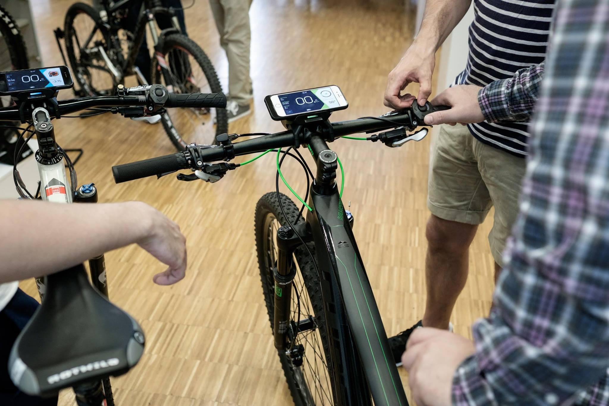 COBI – Smart Connected Biking System
