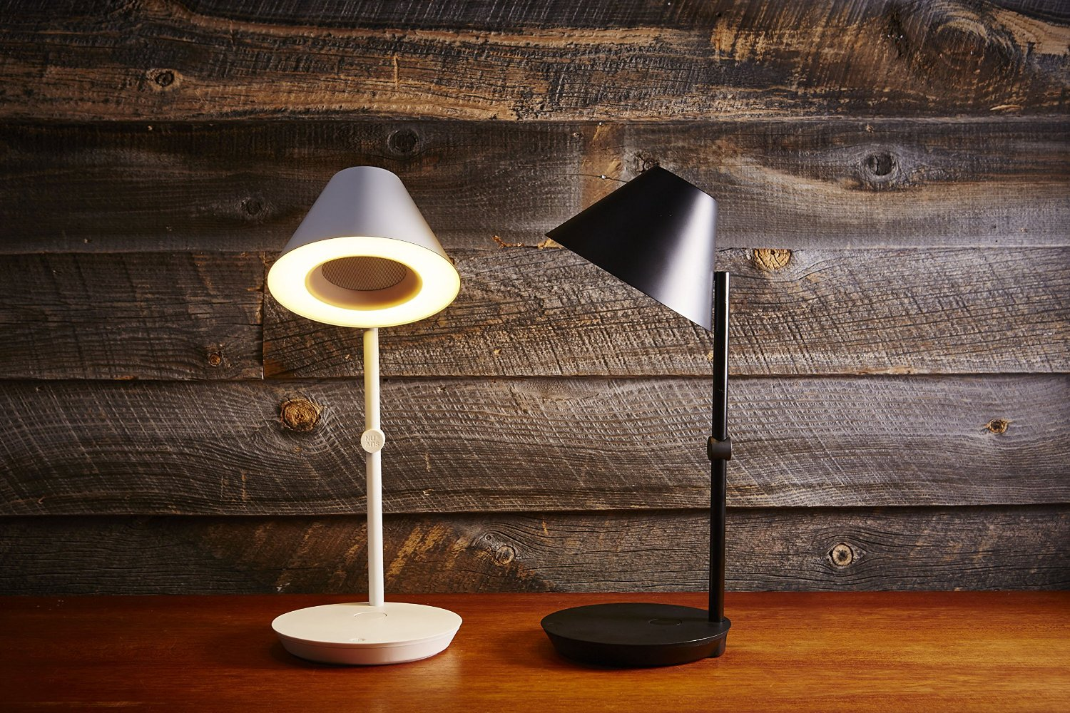 CONE Lightning Dock, Speaker, and Lamp