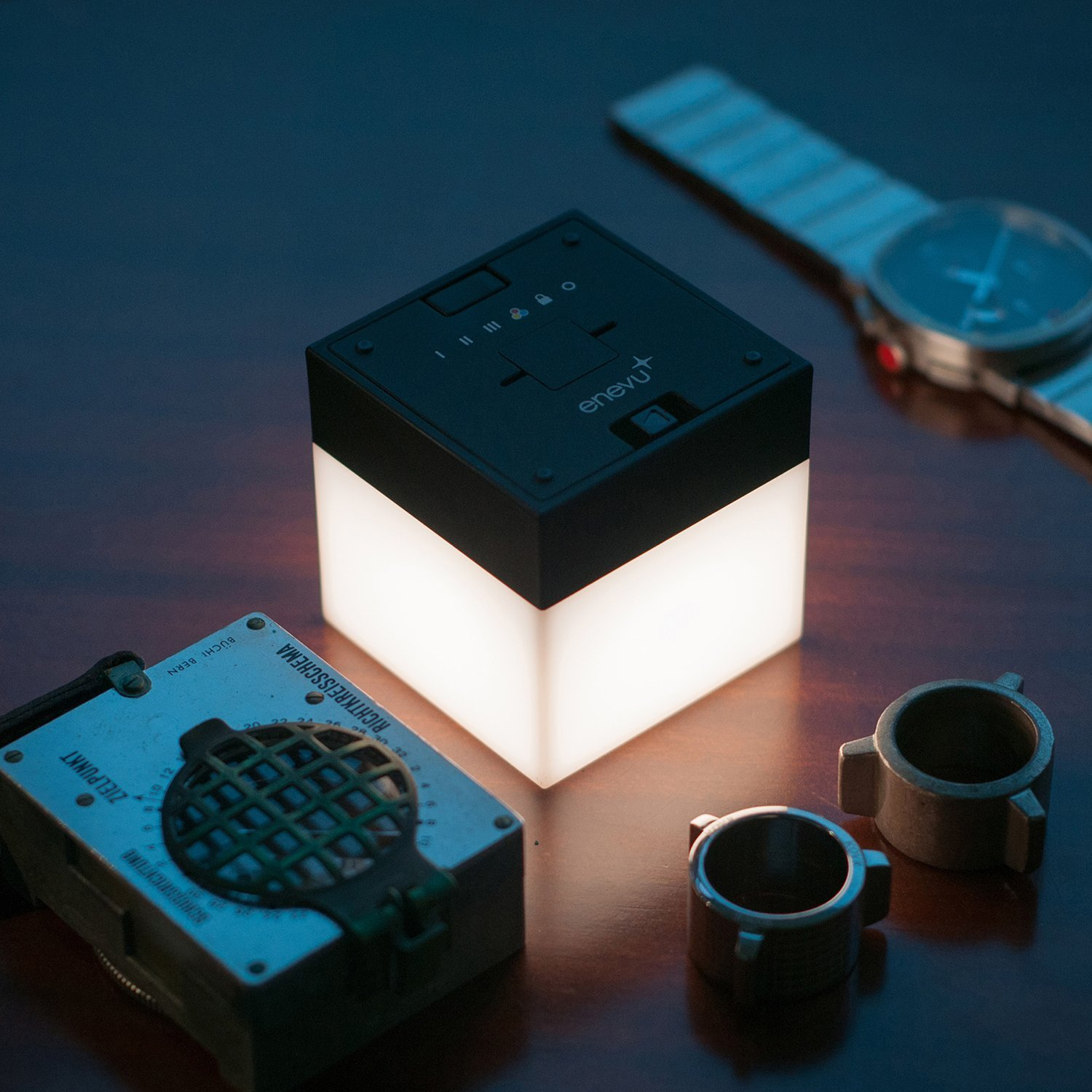 CUBE Ultimate Mini Light by enevu