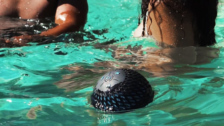 Cannonball+Audio+360%C2%B0+IPX7+Rated+Waterproof+Speaker