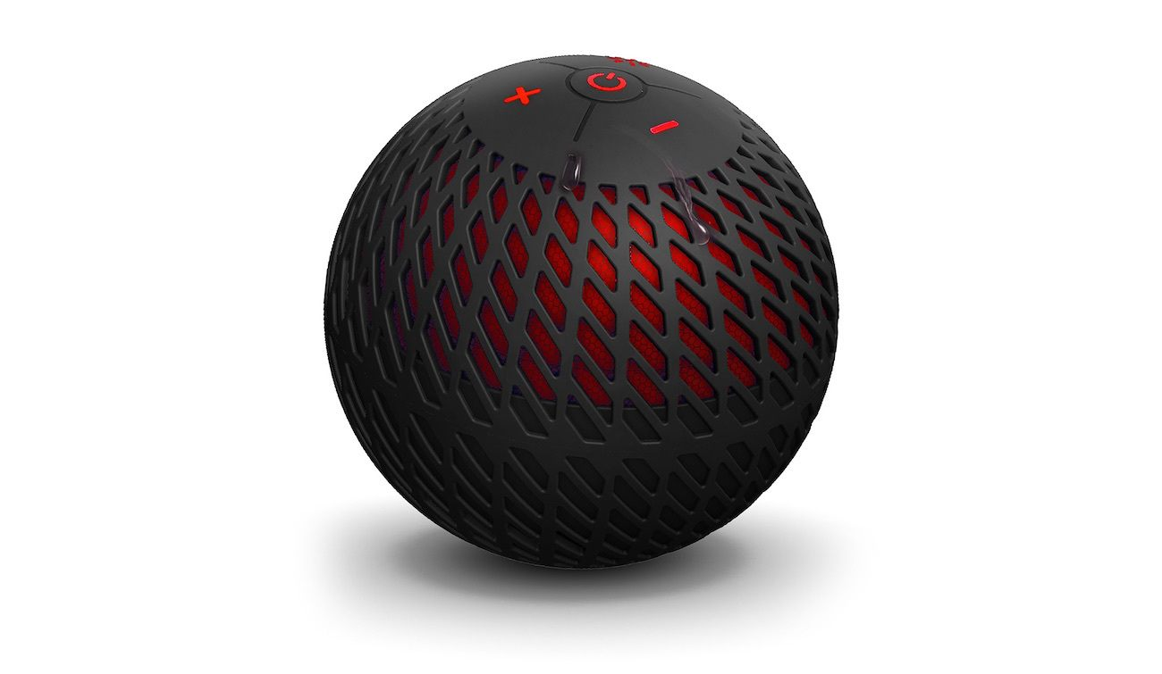 Cannonball Audio 360° IPX7 Rated Waterproof Speaker