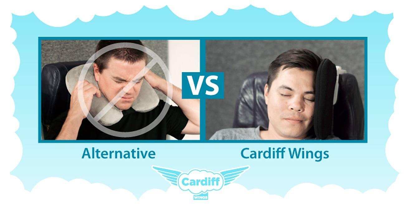 Cardiff Wings – Sleep. Made. Easy
