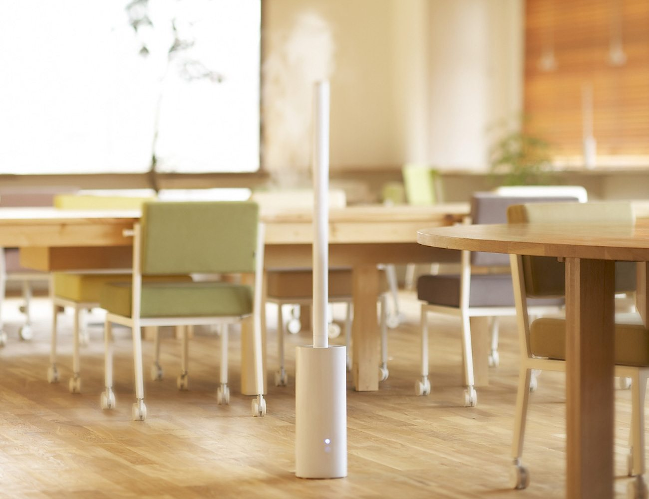 Chimney Humidifier by Leibal