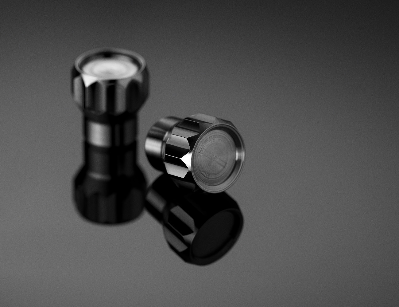 Coeus Titanium Valve Caps For Cars By Solloshi
