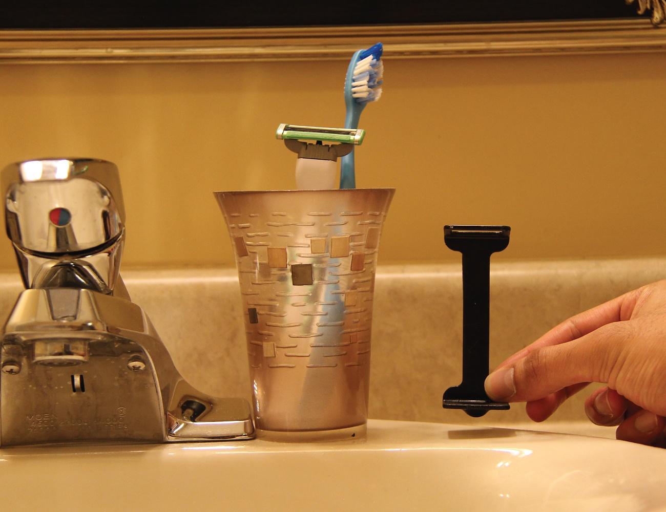 Nano+Suction+Toothbrush+Holder