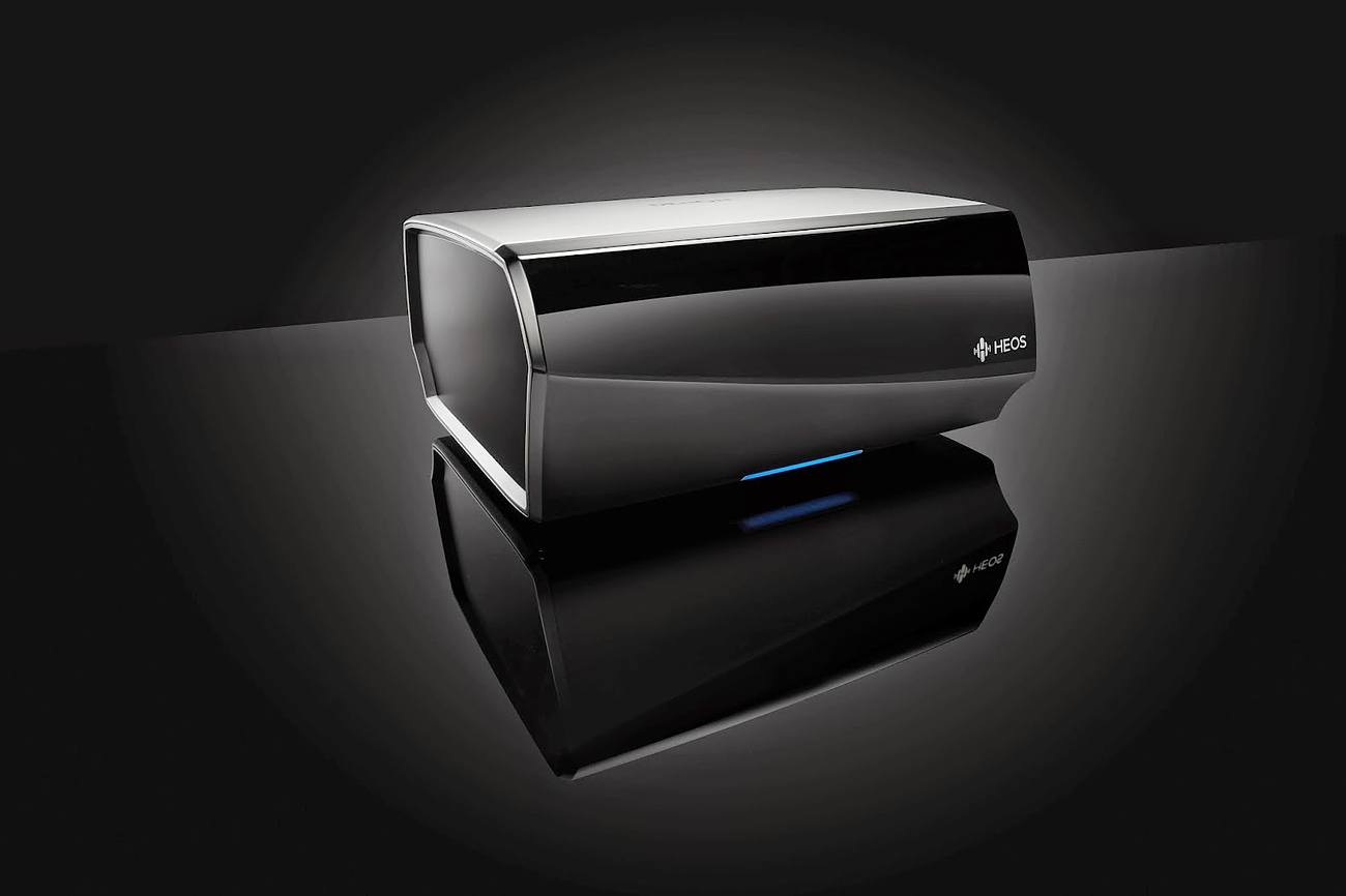 Denon HEOS LINK Wireless Pre-Amplifier