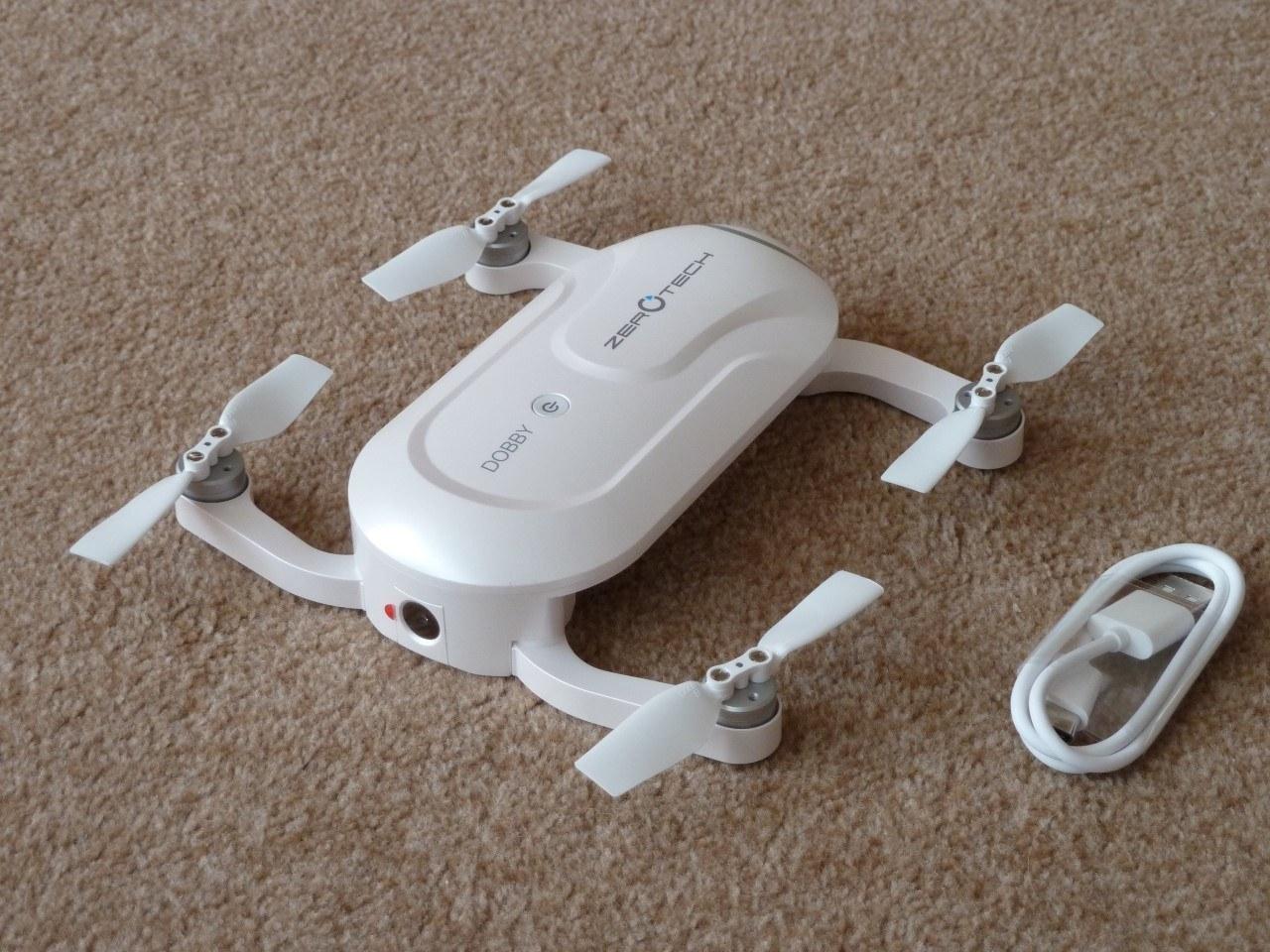 Dobby Pocket Selfie Drone by ZEROTECH