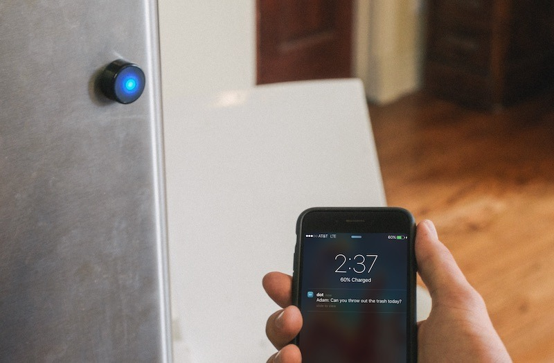 Dot Triggers Apps and Devices Around Your Home