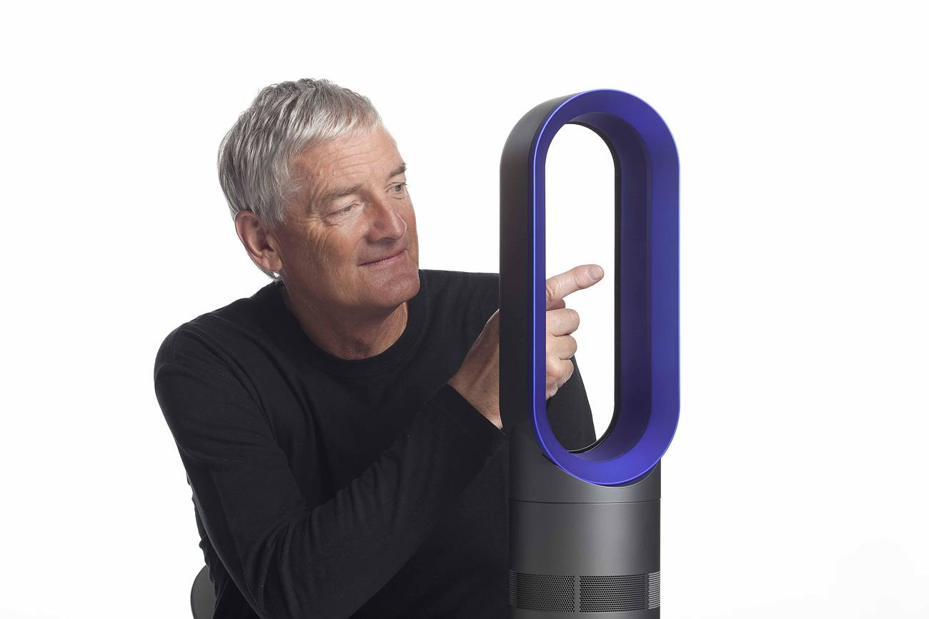 Dyson AM04 Hot + Cool Fan Heater