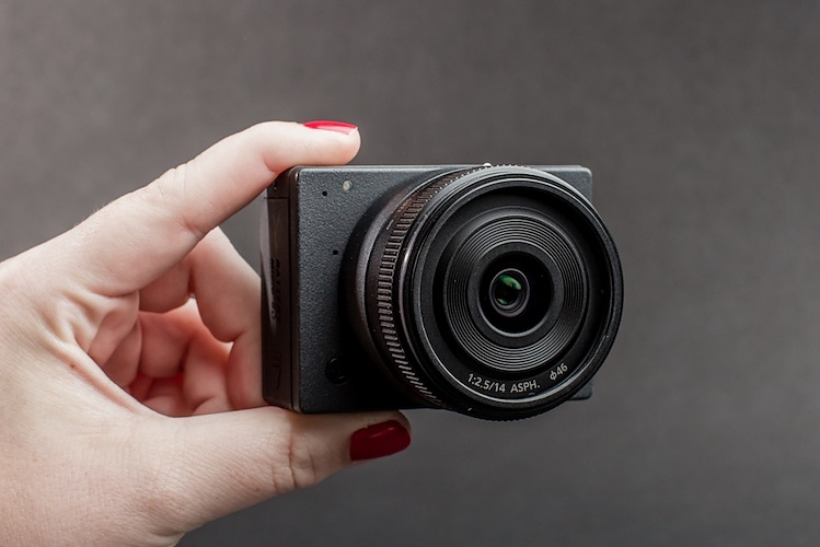 E1 4K Ultra-HD Camera with Interchangeable Lenses