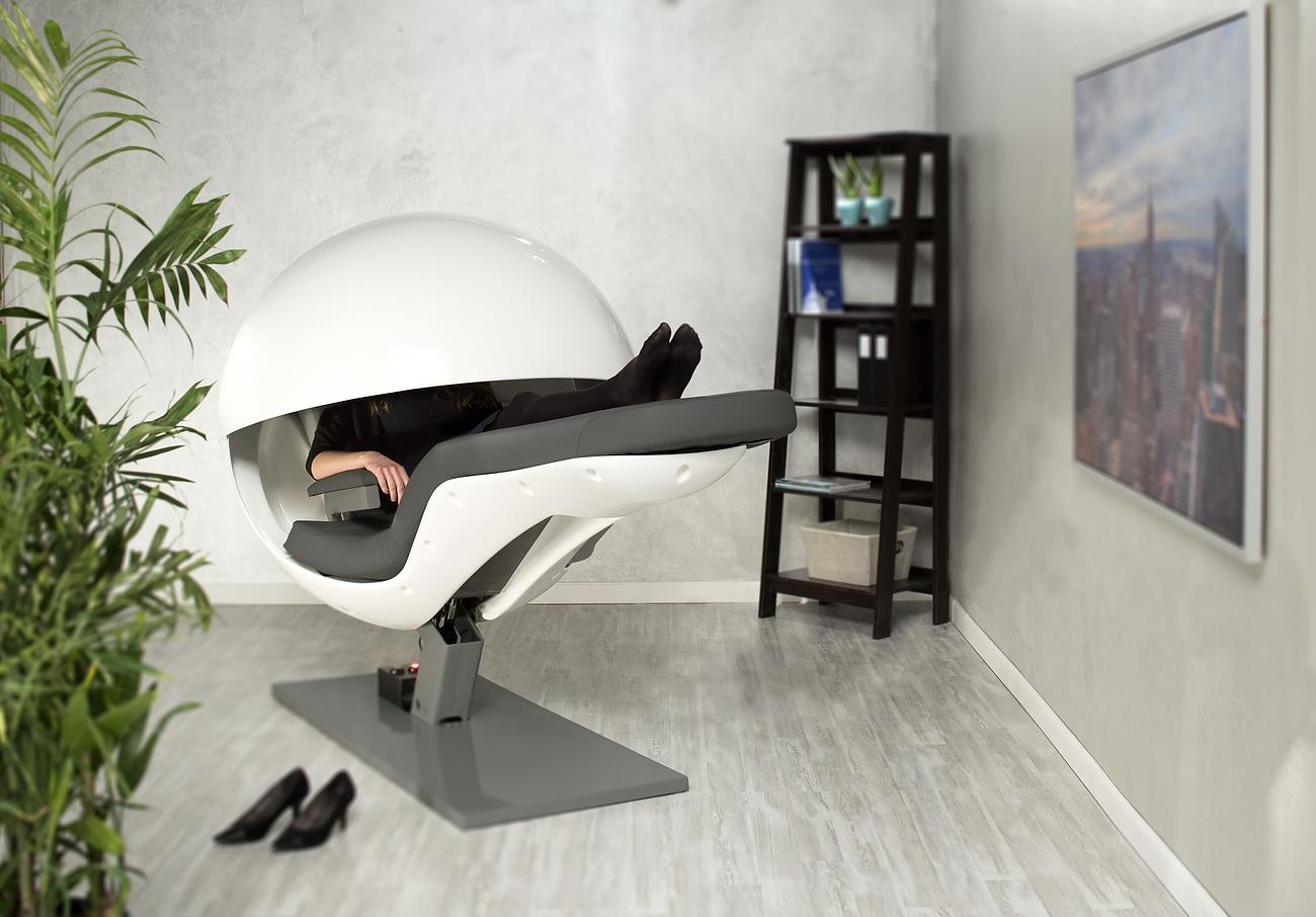 EnergyPod Napping Chair by MetroNaps