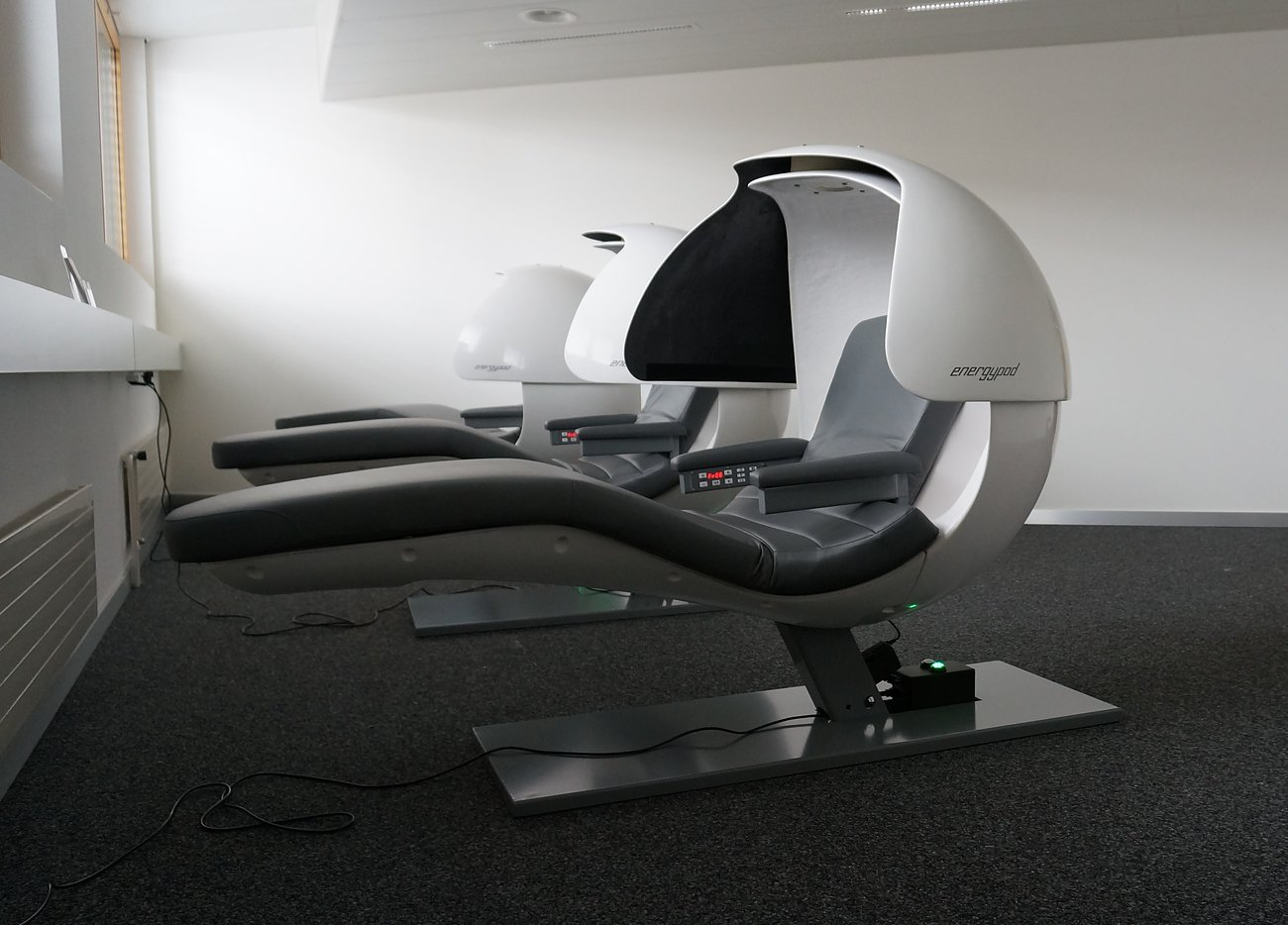 Superior ... EnergyPod Napping Chair By MetroNaps ...