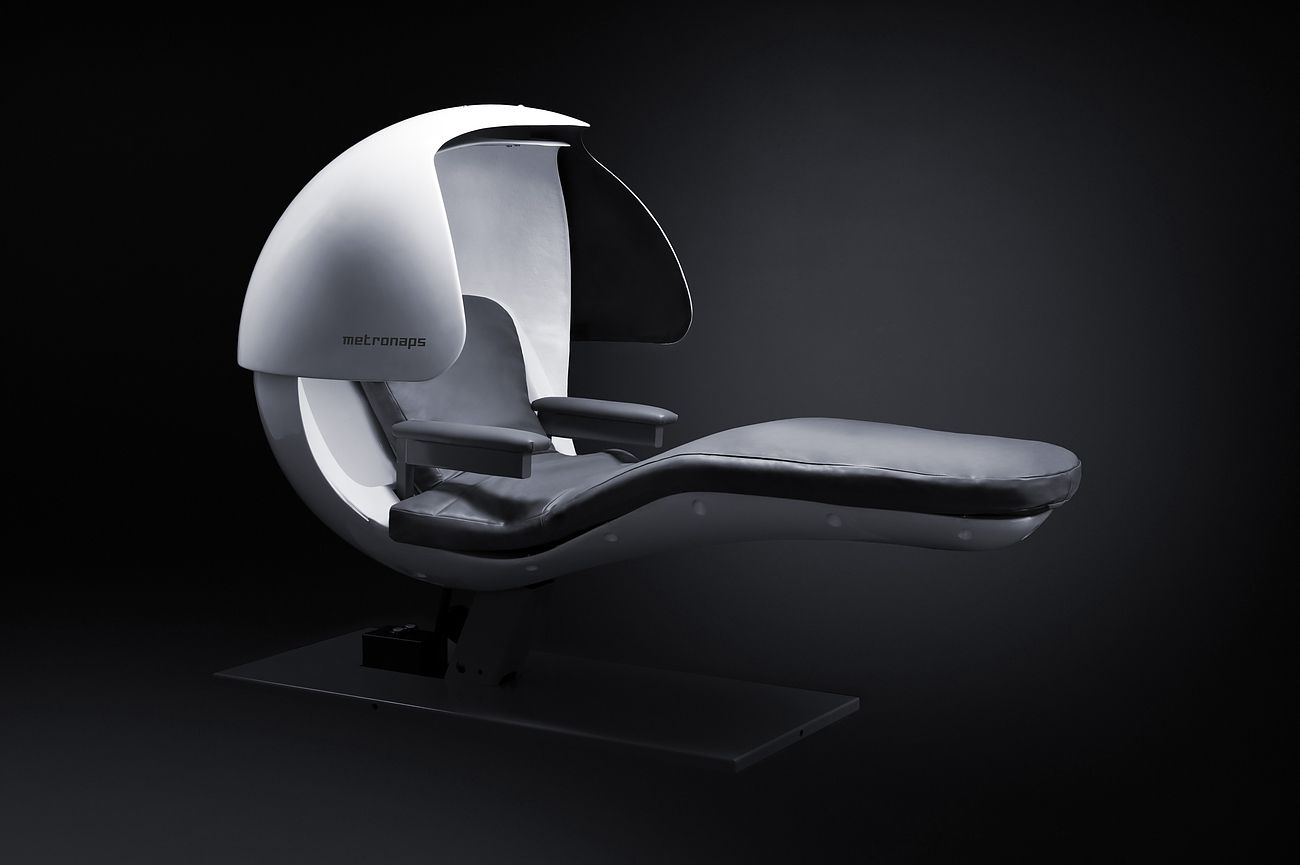 ... EnergyPod Napping Chair By MetroNaps