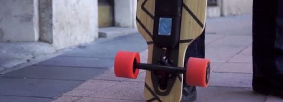 Eon Adds Electric Power to Any Skateboard
