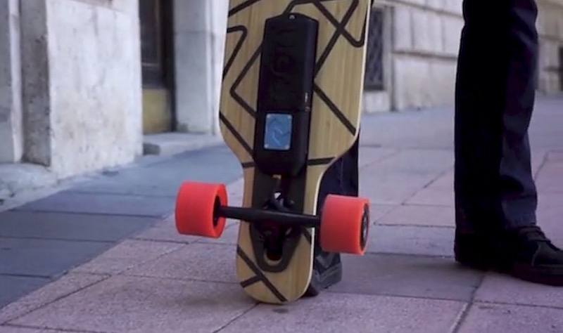 http://www.kickstarter.com/projects/rideunlimited/eon-by-unlimited-plug-and-play-electric-skateboard
