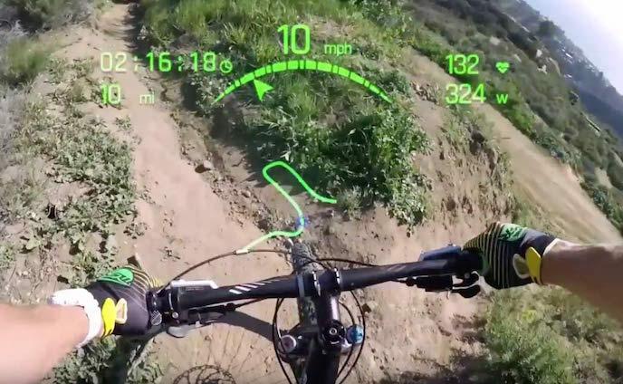 Everysight Raptor Cycling Smartglasses
