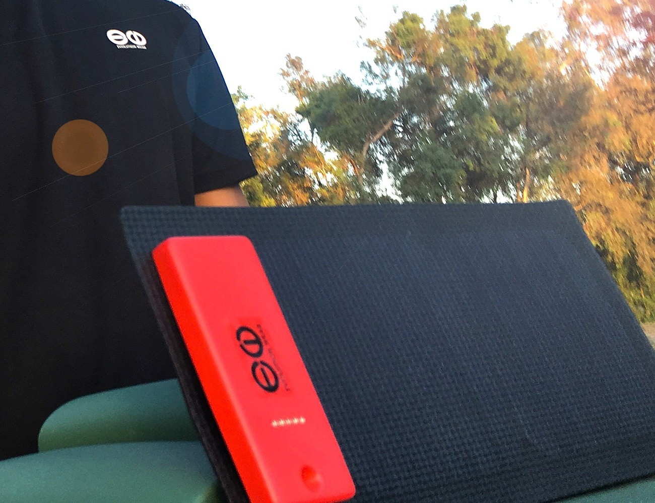 Evolution Wear – The World's Fastest Solar Charger