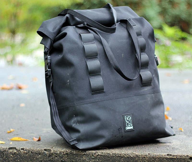 Excursion Roll Top Backpack by Chrome