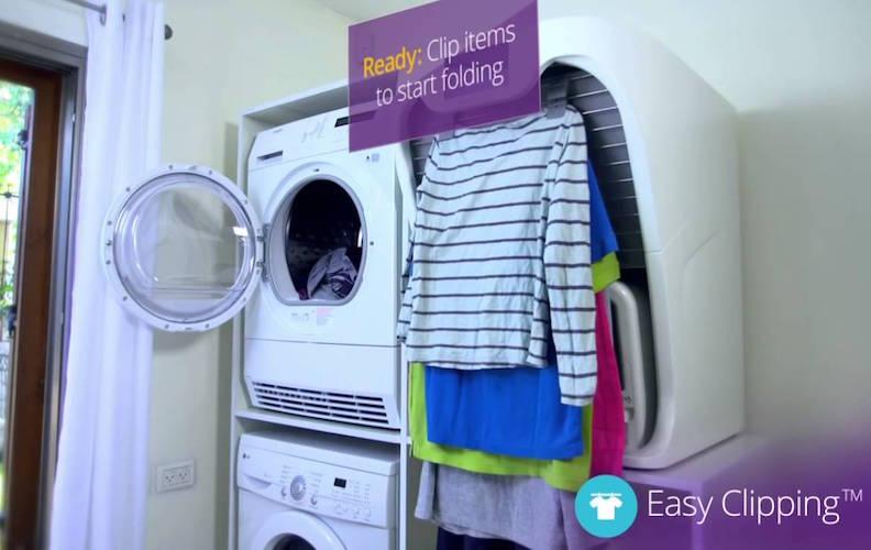 FoldiMate – The Laundry Folding Machine