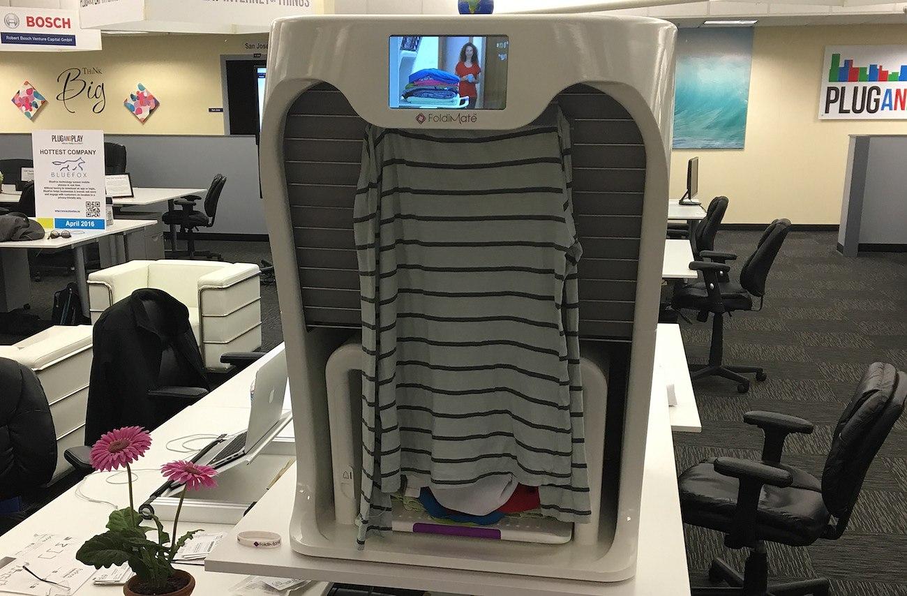 FoldiMate Laundry Folding Machine
